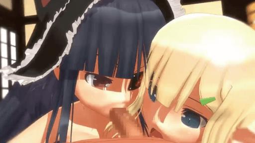 Kyonyuu X Genkai X Emaki Episode 2