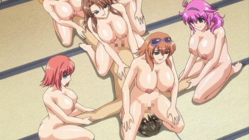 Effective? Anime sex uncensored