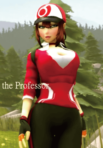 Poke Trainer Girl